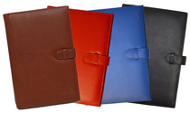 Refillable Paper Forever Leather Journals